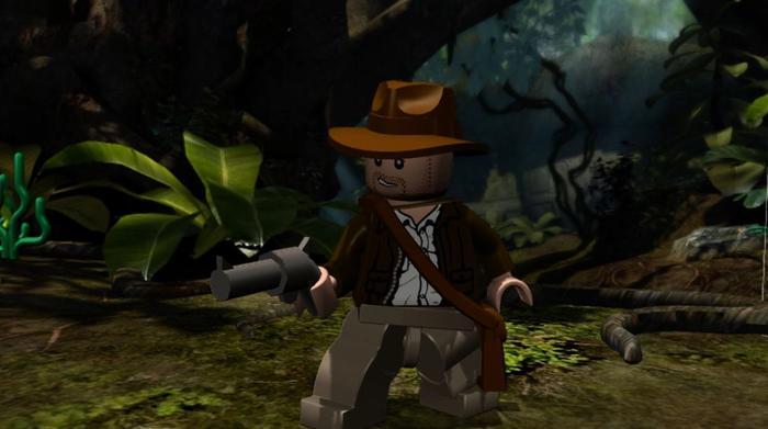 Xbox Games with Gold LEGO Indiana Jones