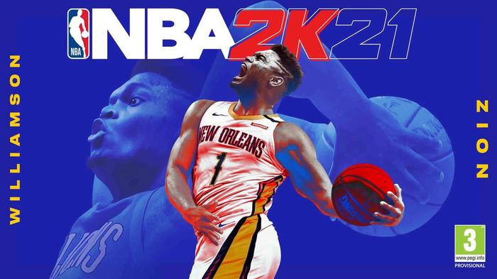 NBA 2K21 Cover Reveal Zion 1920x1080 PEGI EN