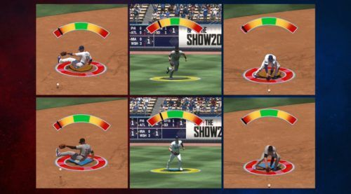 MLB The Show Meters