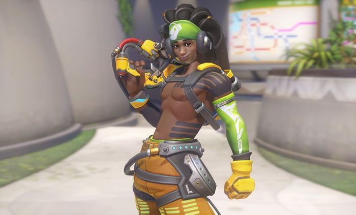 Overwatch Archives Event skins Lucio Equalizer