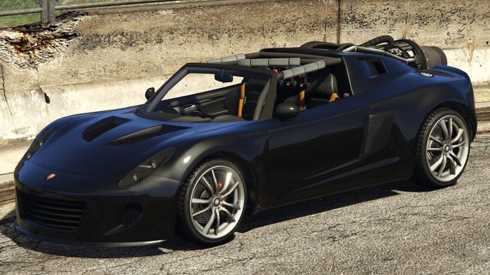 GTA Online Rocket Voltic
