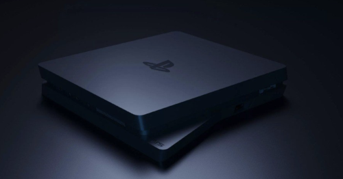 A potential design for Sony's PlayStation 5