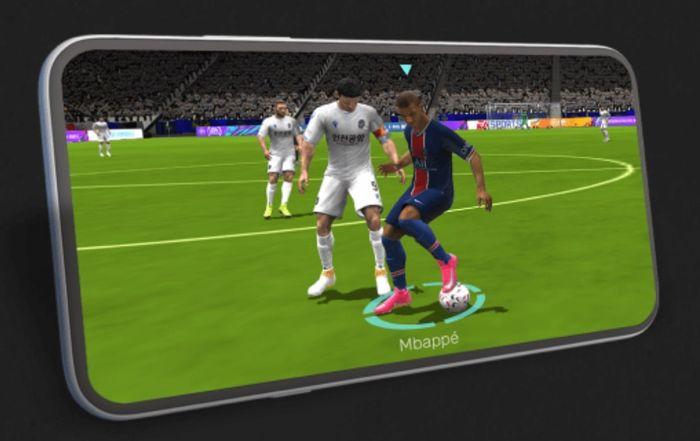 FIFA Mobile Mbappe EA