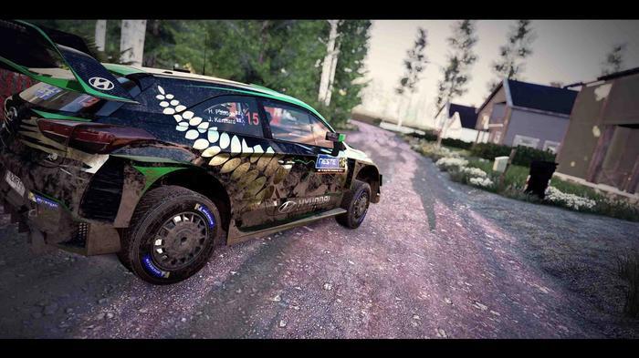 WRC9 Screenshots Finland Paddon 02