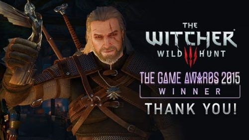 witcher 3 wins game of the year 2015