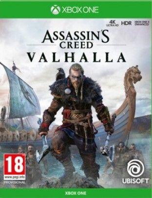 Assassins Creed Valhalla Xbox One Pre order