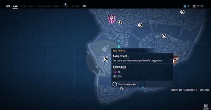 Watch Dogs: Legion Multiplayer Gameplay Ubisoft
