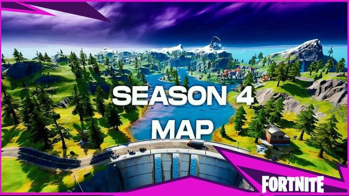 Will Fortnite Go Back To The Old Map Updated Fortnite Chapter 2 Season 4 Map Reveal Poi S Changes Marvel Theme New Pois Rumors Release Date More About Season 14