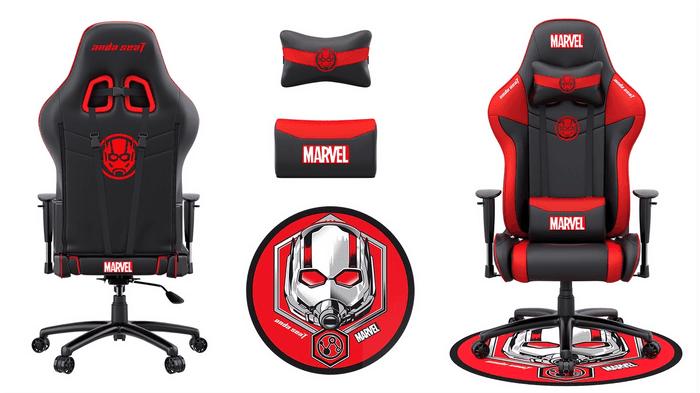 Anda Seat Marvel Ant Man Gaming Chair