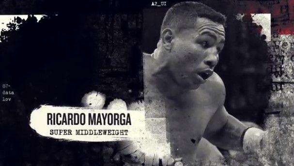 The image of Ricardo Mayorga in eSports Boxing Club