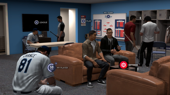 MLB The Show 21 Road to the Show