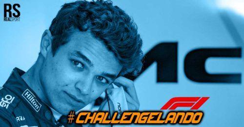 F1 CHALLENGE LANDO