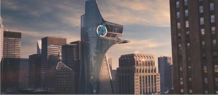 fortnite season 4 avengers tower