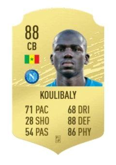 Kalidou Koulibaly FIFA 21