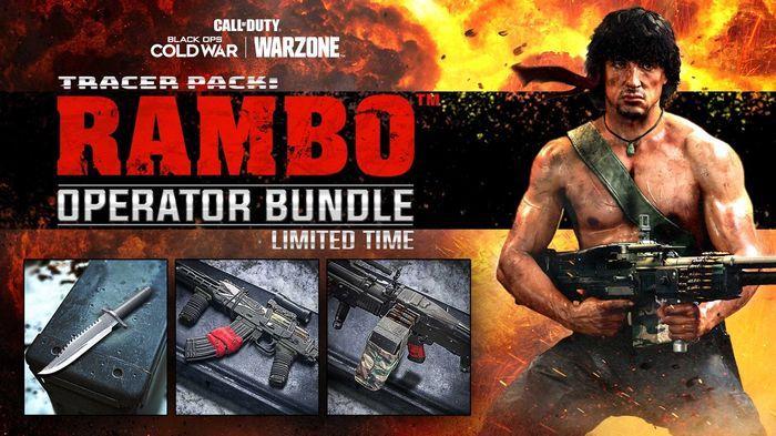 Black Ops Cold War Season 3 Reloaded New Operators Rambo Bundle