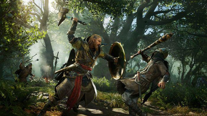 Assassin's Creed Valhalla Combat System