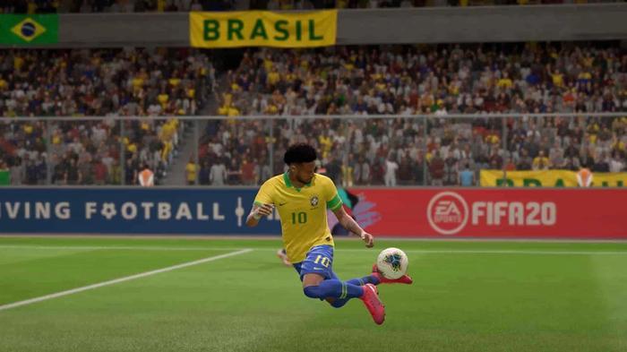 FIFA 20 Match Day Live In Menus 1 min 1