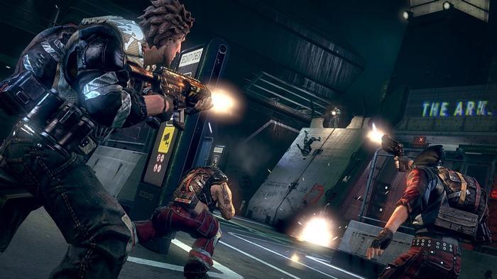 Brink Xbox 360 In Game Promo