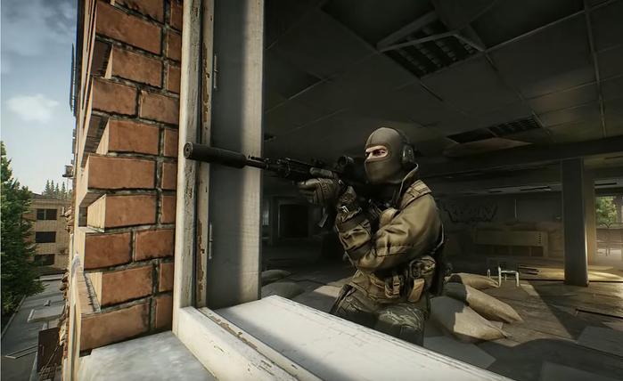 Escape From Tarkov February Update Window Sniper