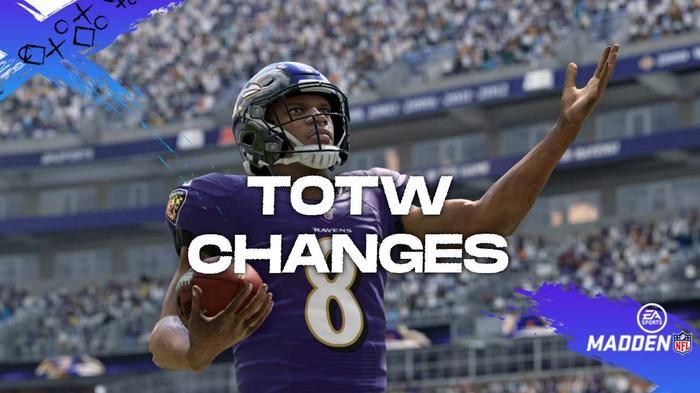 Madden 21 MUT TOTW changes