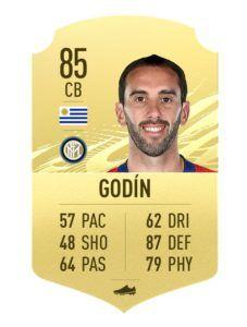 Diego Godin FIFA 21 1
