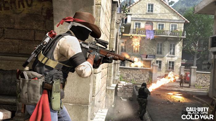 New Season 5 Multiplayer Maps Slums Black Ops Cold War