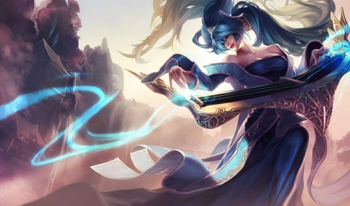 Sona, Maven of the Strings - League of Legends