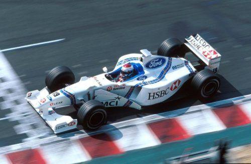 Stewart F1 car 1998