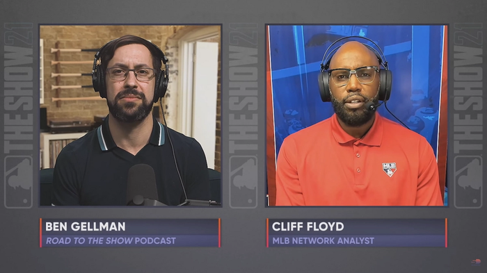 MLB NETWORK: The new in-game podcast upgrades to full coverage