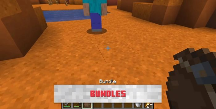 Minecraft 1 17 bundles
