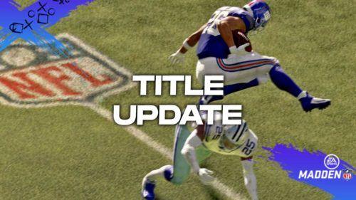 madden 21 september title update