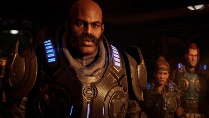 Gears 5 Hivebusters Campaign