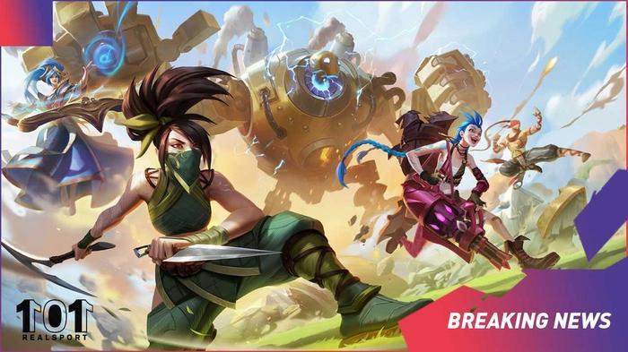 League of Legends Wild Rift Champions Beta Patch