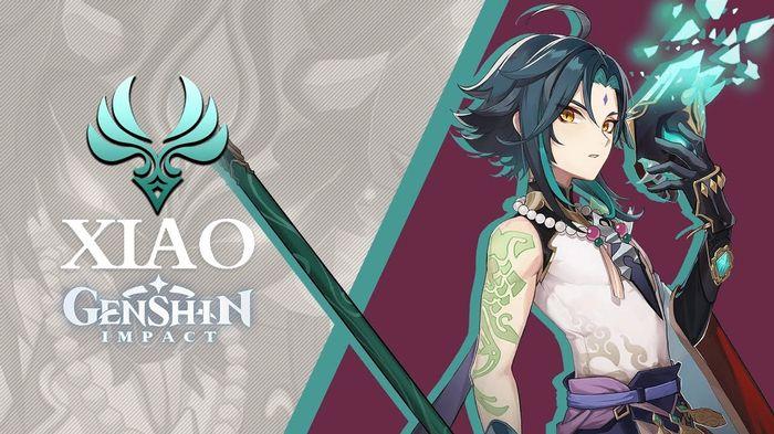 Genshin Impact Xiao Key Art