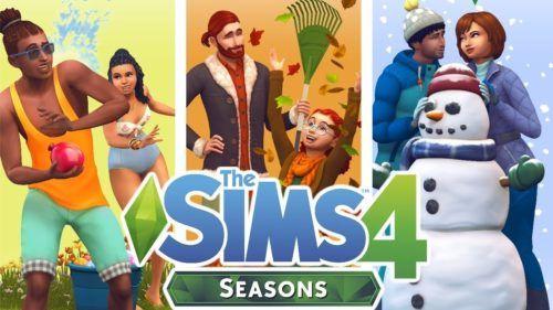 the Sims 4 Season expansion