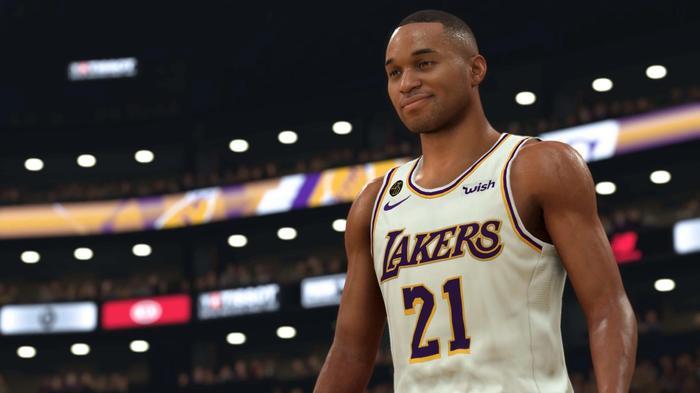 NBA 2K21 MyCAREER draft nba 1 1
