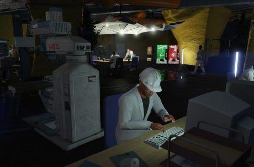 gta weekly update bunker