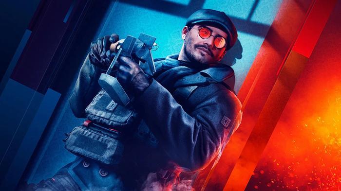 Rainbow Six Siege Six Invitational 2021 Operation Crimson Heist Flores Key Art