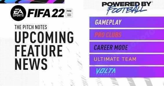 fifa 22 reveal schedule