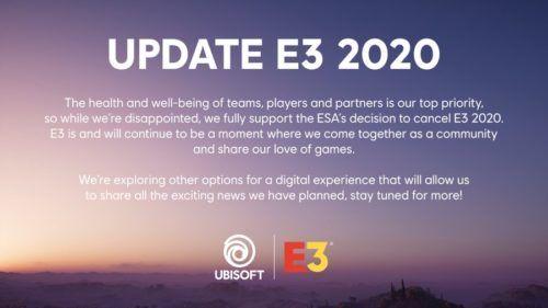 ubisoft e3 update