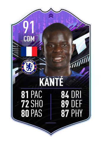 kante fifa 21 ultimate team what if
