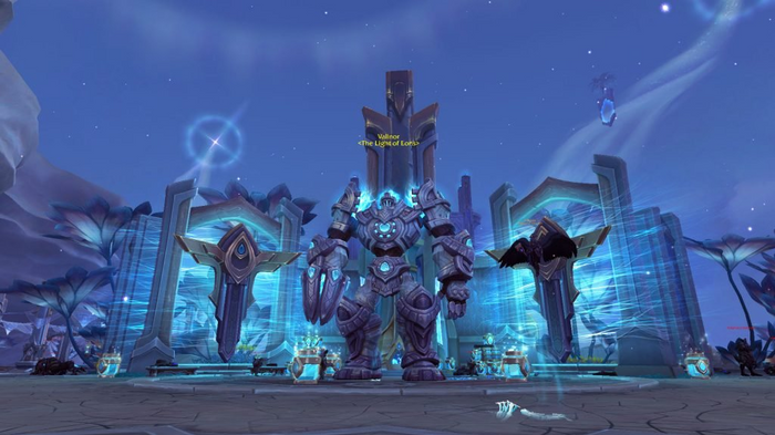 WoW Shadowlands World Boss Valinor