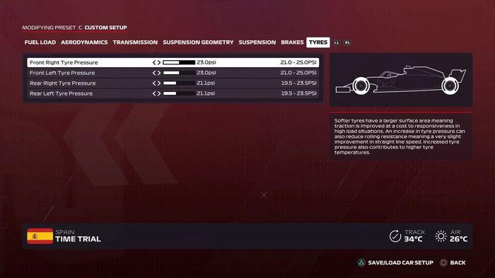 F1 2020 Spanish GP Tyres