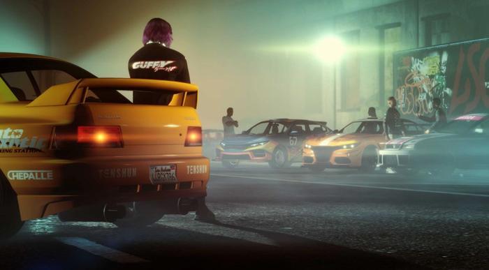 LS Car Meet Join Los Santos Tuners GTA Online