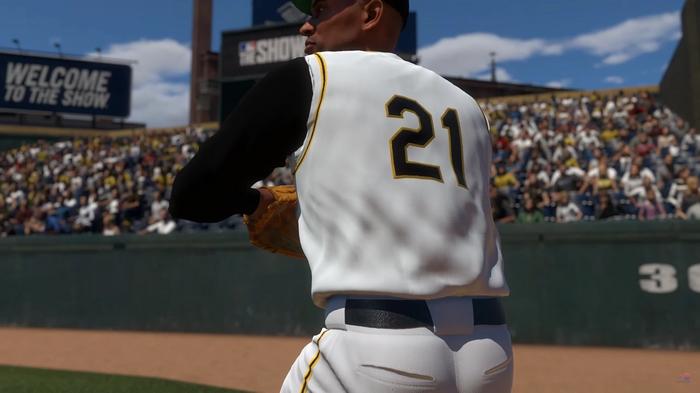MLB The Show 21 Legends Reveal Roster Screenshot