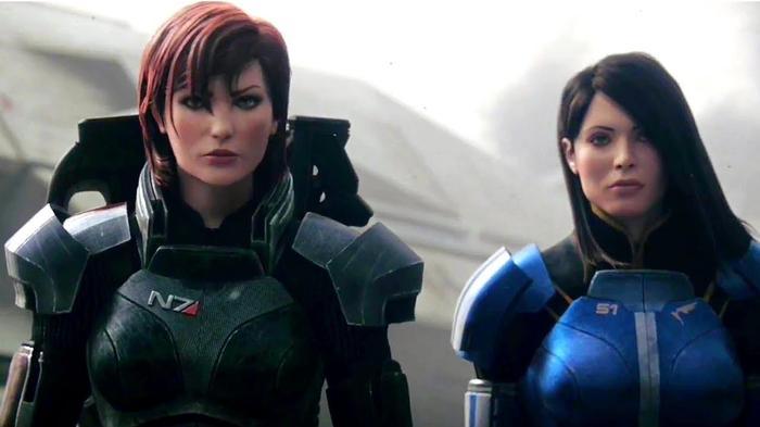 Mass Effect Legendary Edition Release Date Female Shephard