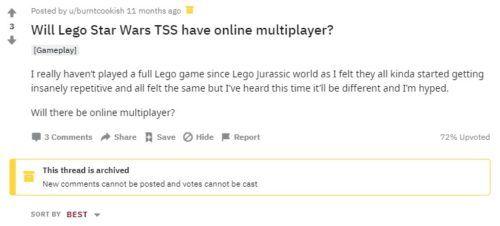 multiplayer the skywalker saga