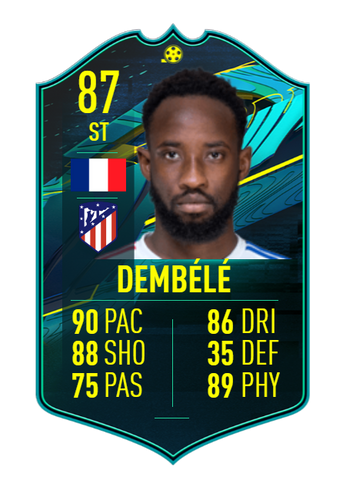 moussa dembele player moments fifa 21