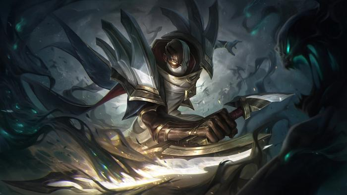 Sentinel Pyke skin LoL 11.15