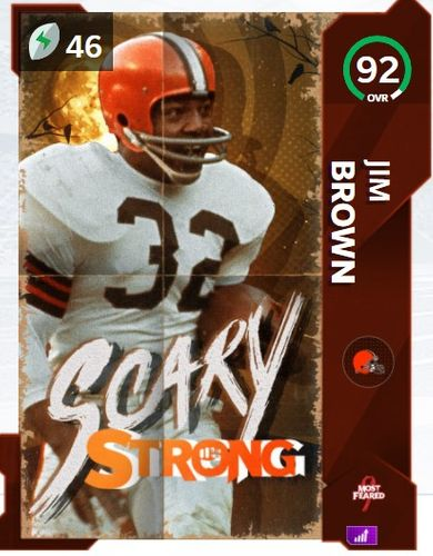 jim brown most feared mut